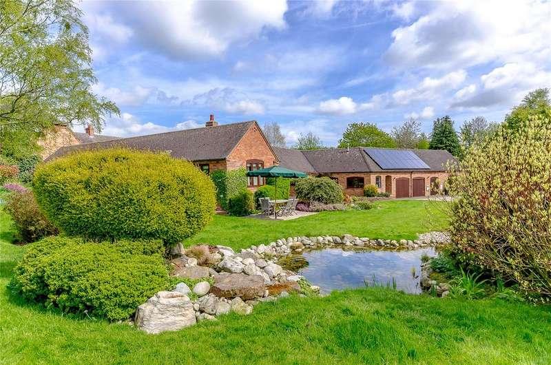 5 Bedrooms Detached House for sale in Burton Road, Ashby-de-la-Zouch, Leicestershire, LE65