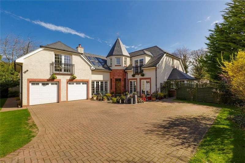 5 Bedrooms Detached House for sale in Strathearn Road, North Berwick, East Lothian, EH39