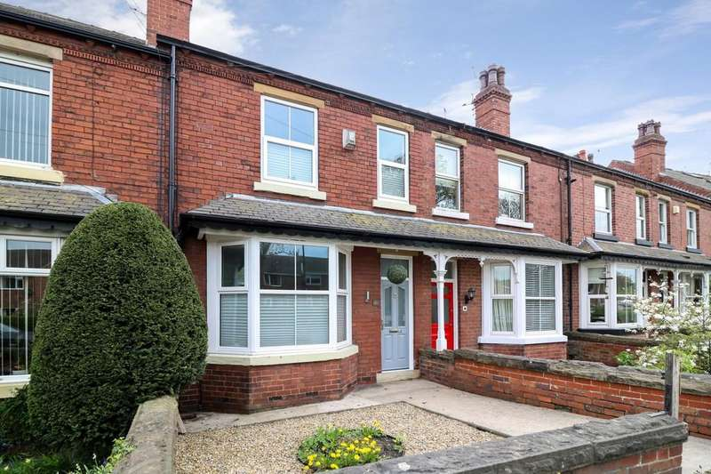3 Bedrooms Terraced House for rent in 47 Leeds Road, Tadcaster LS24 9LA