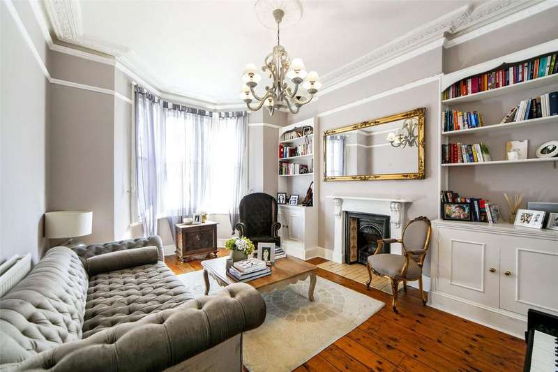 2 Bedrooms Flat for sale in Radipole Road, Fulham, London
