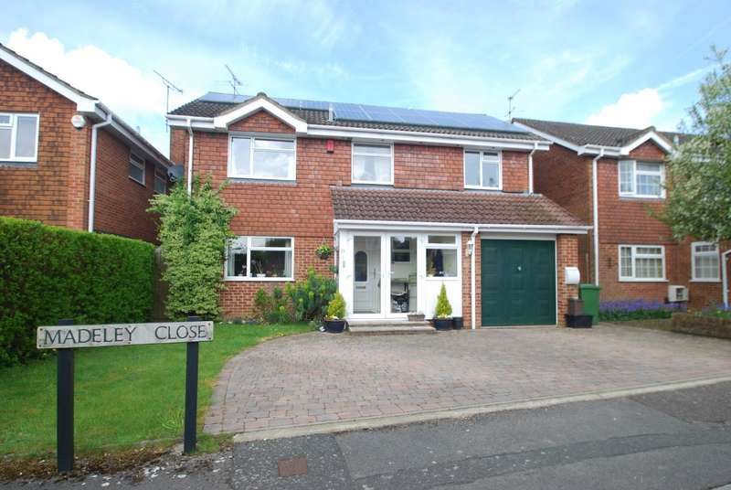 4 Bedrooms Detached House for sale in Madeley Close, Amersham, HP6
