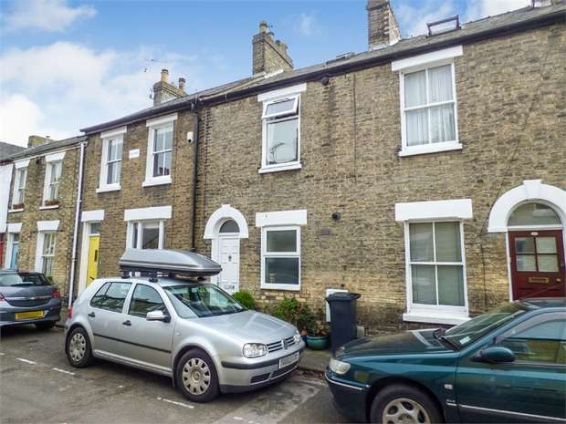 3 Bedrooms Terraced House for sale in Edward Street, Cambridge