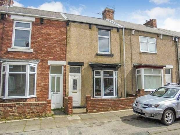 2 Bedrooms Terraced House for sale in Lanark Terrace, Ferryhill, Durham
