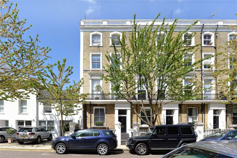 1 Bedroom Flat for sale in Cathcart Road, Chelsea, London, SW10