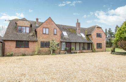 6 Bedrooms Detached House for sale in Stoborough, Wareham, Dorset