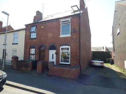 2 Bedrooms End Of Terrace House for sale in Cherry Street, Central Halesowen, Halesowen, West Midlands