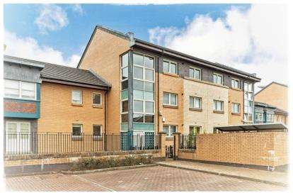2 Bedrooms Flat for sale in Waterside Place, Glasgow