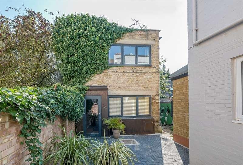 1 Bedroom Flat for sale in Earlsfield Road, Wandsworth, London, SW18