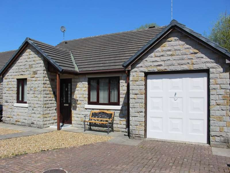 2 Bedrooms Detached Bungalow for sale in Wharf Court, Whaley Bridge, High Peak, Derbyshire, SK23 7BJ