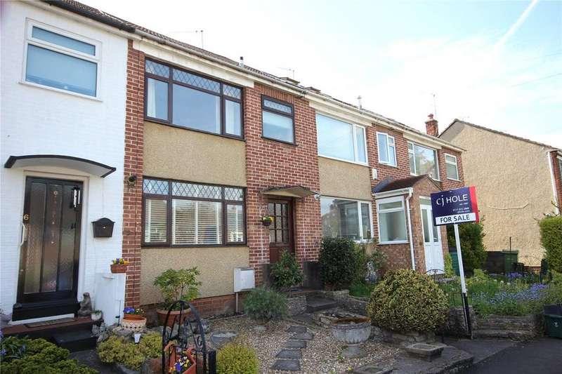 2 Bedrooms Terraced House for sale in Milverton Gardens, Montpelier, Bristol, BS6