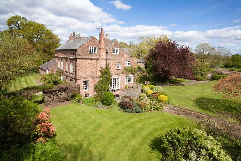 5 Bedrooms Detached House for sale in Gordon Lane, Backford, Nr Chester, Cheshire, CH2