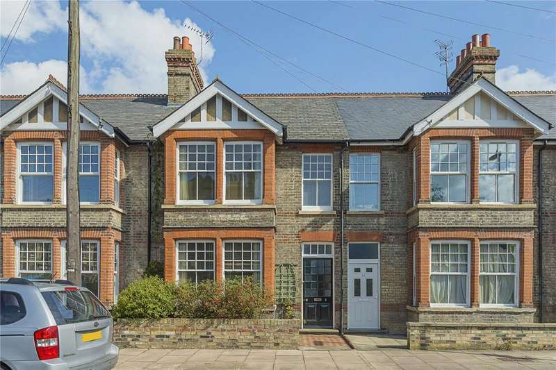 4 Bedrooms Terraced House for sale in Collier Road, Cambridge, CB1
