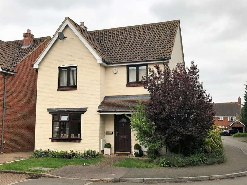4 Bedrooms Detached House for sale in The Rickyard, Lower Shelton, MK43
