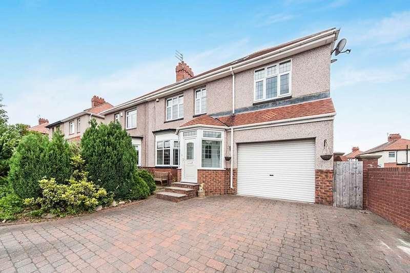 5 Bedrooms Semi Detached House for rent in Ettrick Grove, Sunderland, SR4