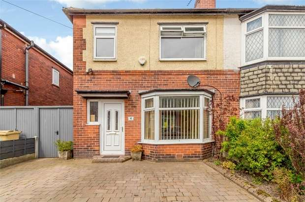 3 Bedrooms Semi Detached House for sale in Thornton Avenue, Bolton, Lancashire