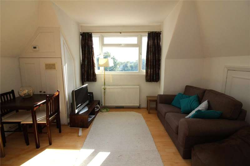 1 Bedroom Apartment Flat for sale in Hervey Close, Finchley, London, N3