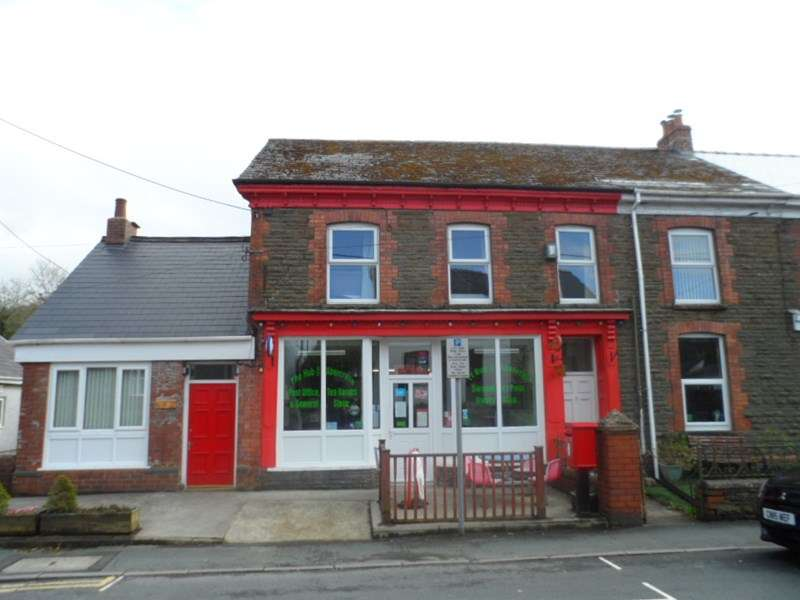 5 Bedrooms End Of Terrace House for sale in Heol Tawe, Abercrave, Swansea