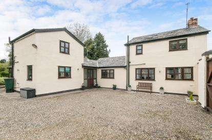 4 Bedrooms Detached House for sale in Dunedin Grange, Bowling Bank, Wrexham, Wrecsam, LL13