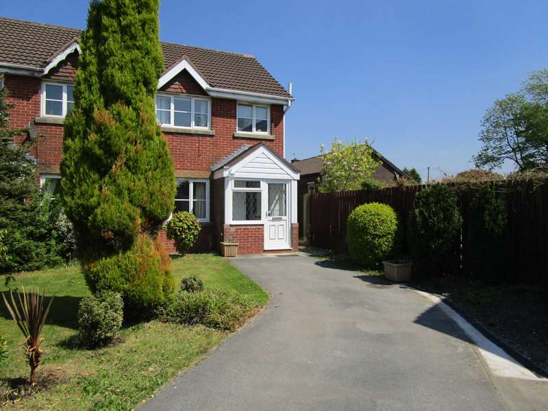3 Bedrooms Semi Detached House for sale in Lane Meadow, Shaw