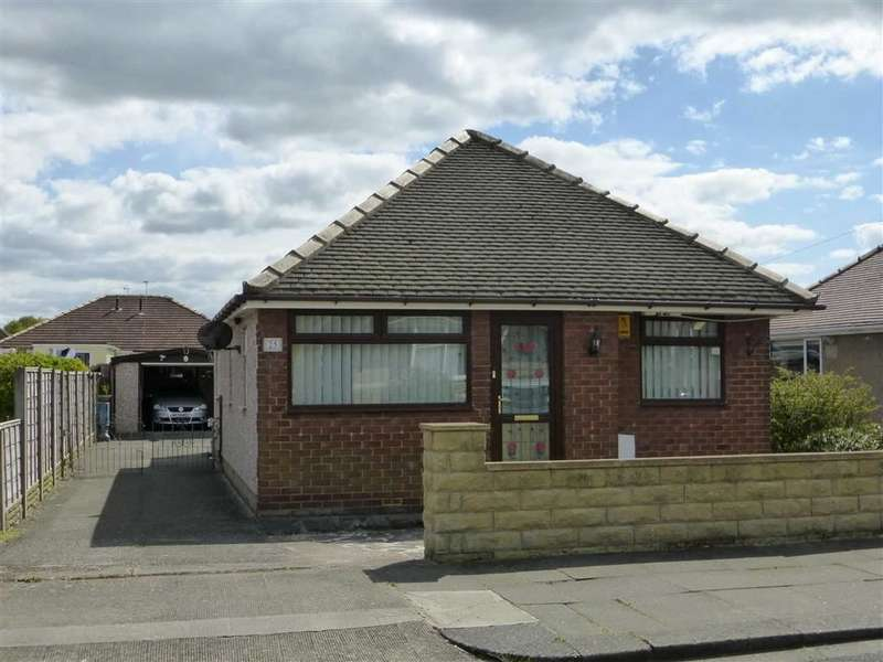2 Bedrooms Detached Bungalow for sale in Sizergh Road, Bare Morecambe, LA4