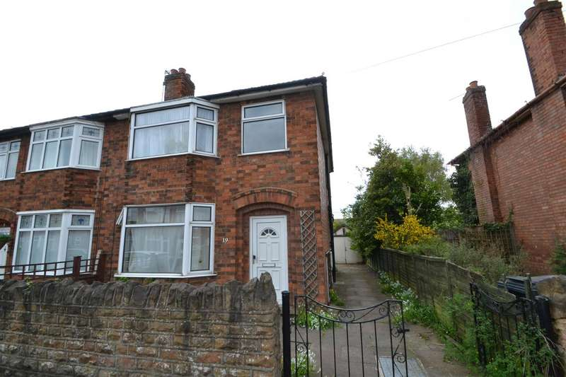 5 Bedrooms Semi Detached House for sale in HMO INVESTMENT For Sale On Kings Avenue, Loughborough