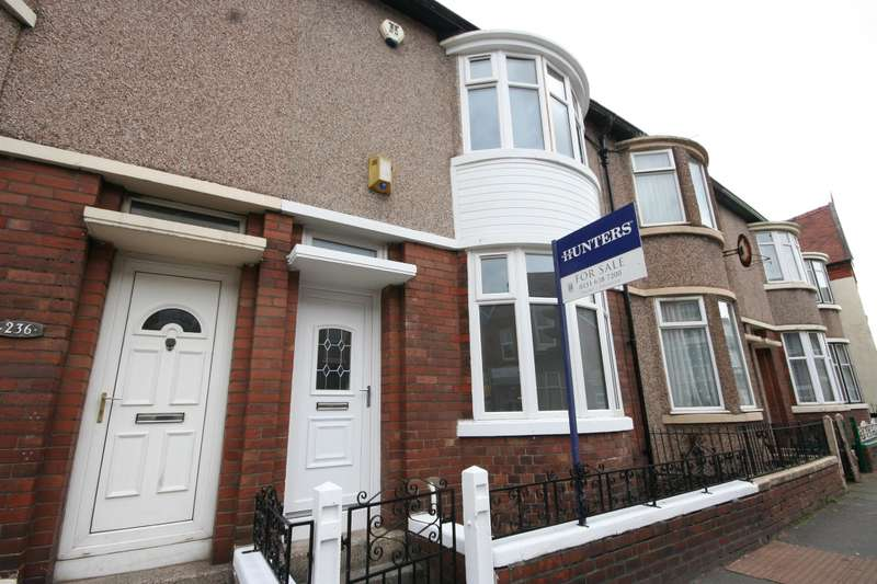 3 Bedrooms Terraced House for sale in Poulton Road, Wallasey, CH44 4DA