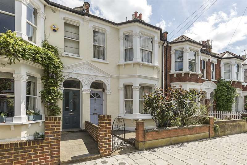 5 Bedrooms Terraced House for sale in Whitehall Gardens, London, W4