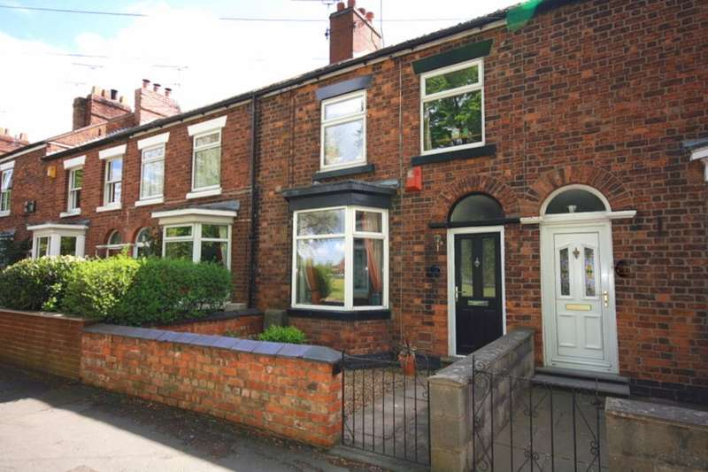 3 Bedrooms Terraced House for sale in Park View, Nantwich, CW5