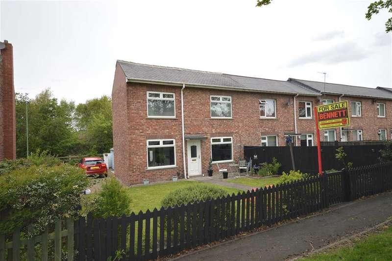 2 Bedrooms Terraced House for sale in Newburn Road, Stanley