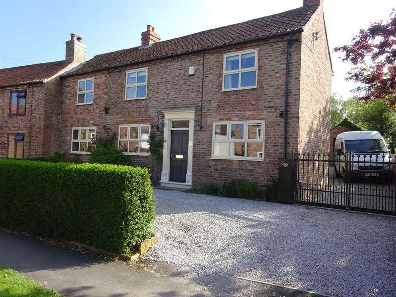 4 Bedrooms Detached House for sale in Church Street, Dunnington, York