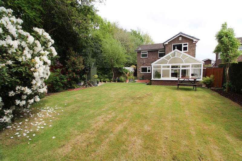 3 Bedrooms Detached House for sale in LINNEY ROAD, Bramhall
