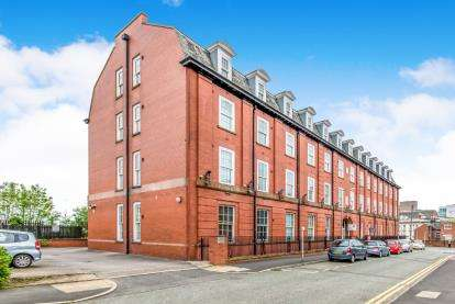 2 Bedrooms Flat for sale in 2 Arden Buildings, Thomson Street, Stockport, Cheshire