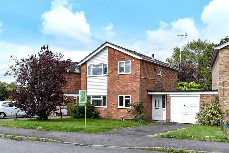 3 Bedrooms Detached House for sale in Manor Road, Wokingham, Berkshire, RG41