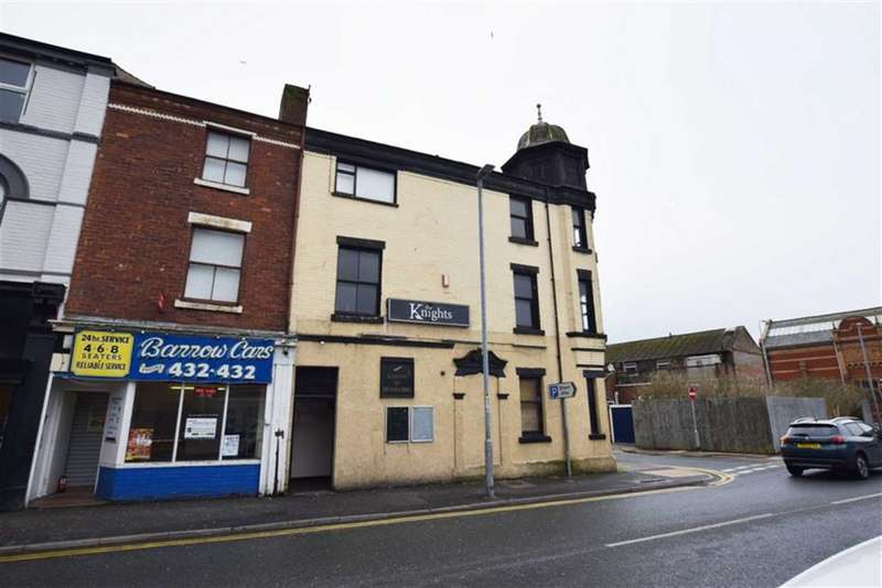 Commercial Property for sale in Dalkeith Street, Barrow-in-Furness, Cumbria