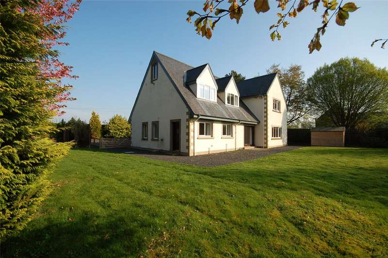 5 Bedrooms Detached House for sale in The Beeches, Maxton, St. Boswells, Melrose, Scottish Borders, TD6