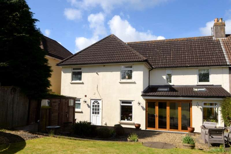 5 Bedrooms Semi Detached House for sale in Bonhill Road, Bishop Sutton, Somerset, BS39