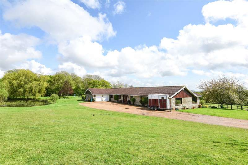 5 Bedrooms Detached Bungalow for sale in Spronketts Lane, Bolney