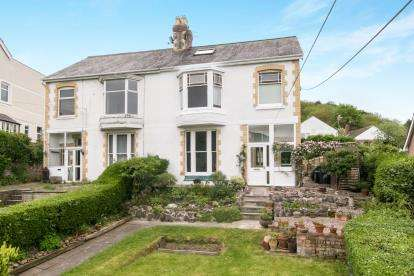 4 Bedrooms Semi Detached House for sale in Ffordd Tanrallt, Meliden, Prestatyn, Denbighshire, LL19