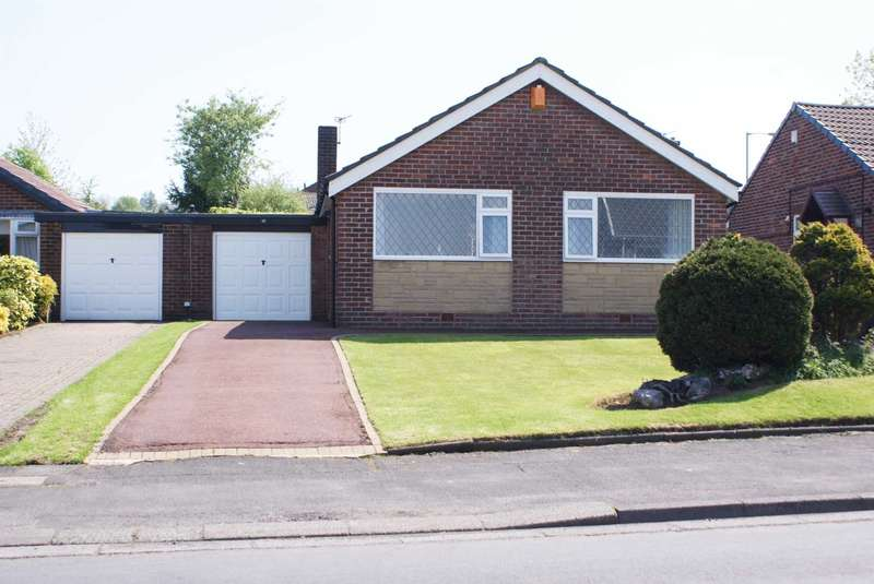 2 Bedrooms Detached Bungalow for sale in Patterdale Road, Harwood