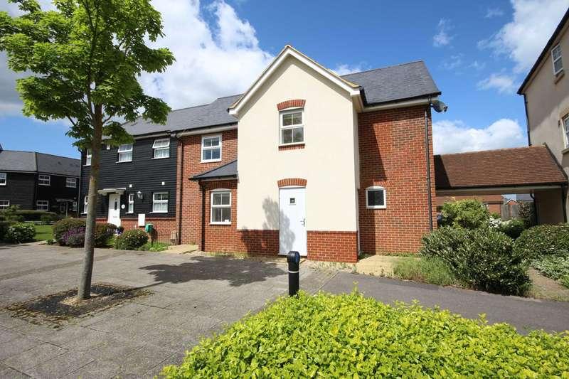1 Bedroom Coach House Flat for sale in Harrier Way, Bracknell