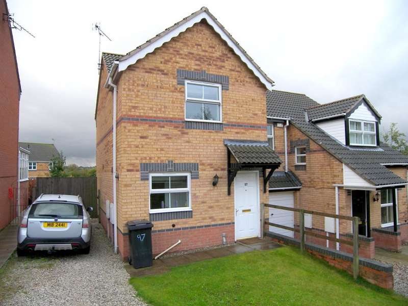 2 Bedrooms Town House for rent in Park Lane, Pinxton, Nottingham, Nottinghamshire, NG16