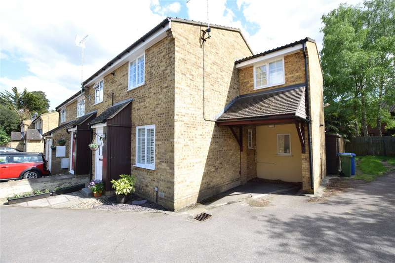 3 Bedrooms End Of Terrace House for sale in Crofton Close, Bracknell, Berkshire, RG12