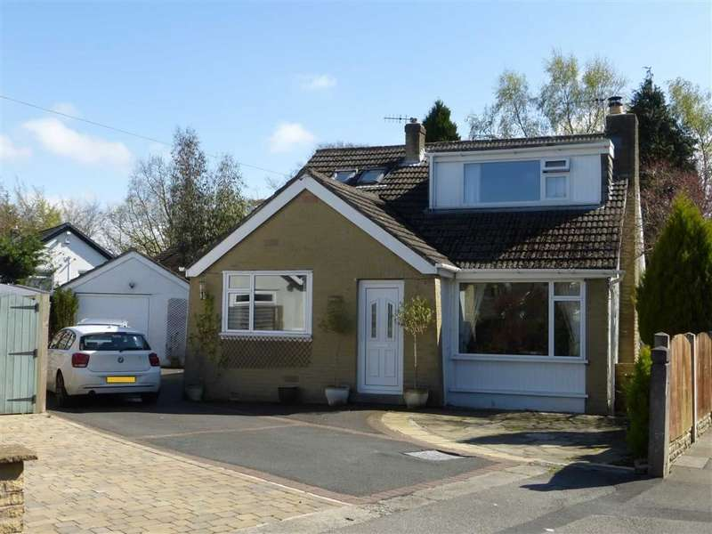 3 Bedrooms Detached House for sale in Croft Avenue, Slyne Lancaster, LA2