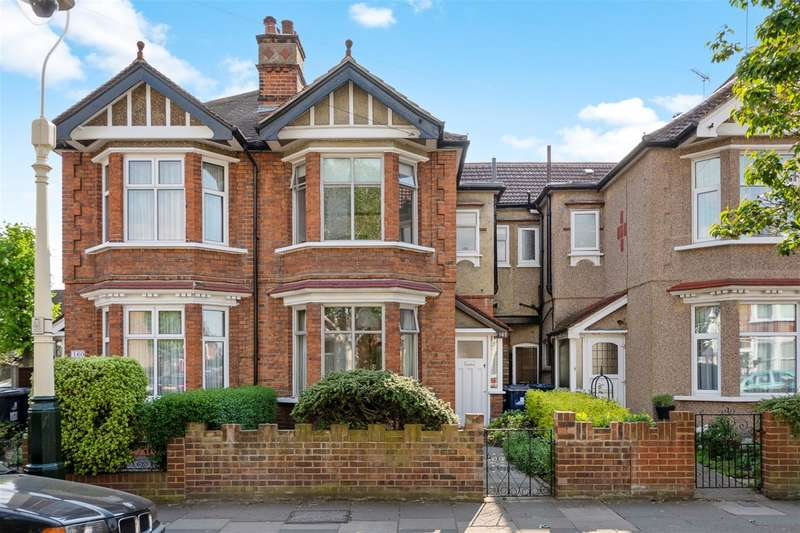 3 Bedrooms Terraced House for sale in Midhurst Road, W13 9TP