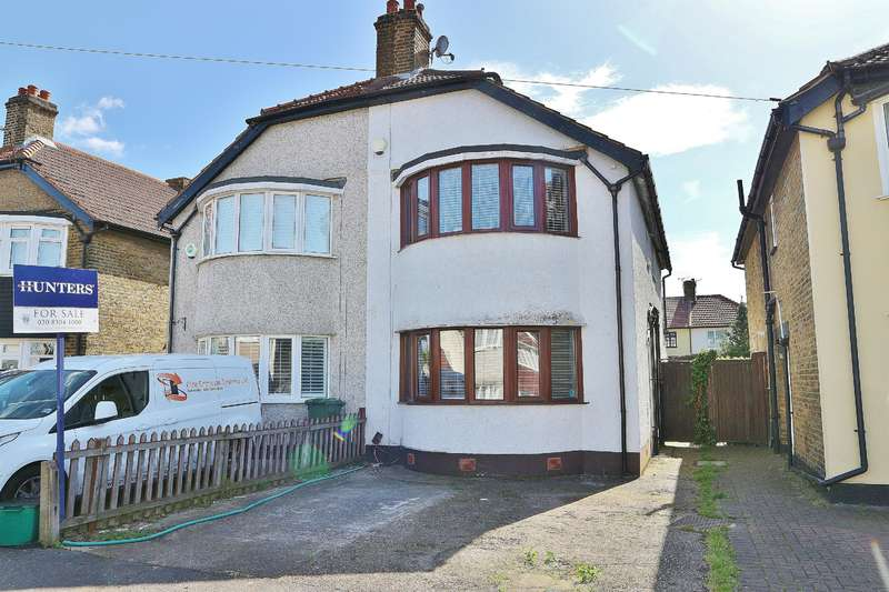 3 Bedrooms Semi Detached House for sale in Brixham Road, Welling, Kent, DA16 1EQ