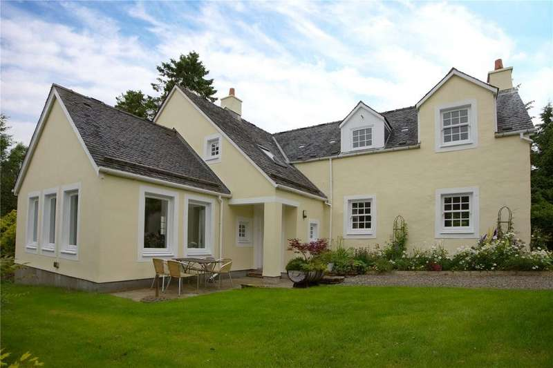 4 Bedrooms Detached House for sale in Stockiemuir Cottage, Stockiemuir Road, By Killearn