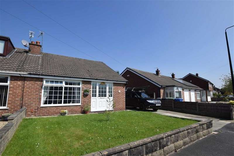 2 Bedrooms Semi Detached House for sale in Thirlmere Road, Partington, M31