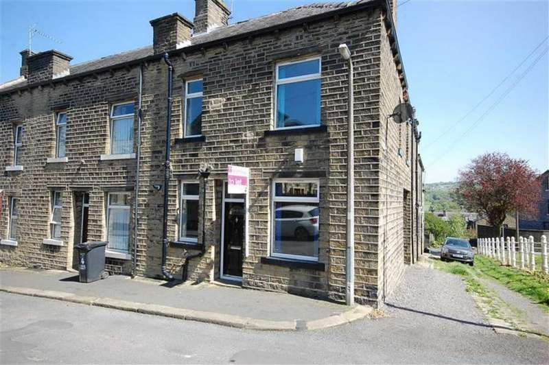 2 Bedrooms Terraced House for rent in Cross Street, Holywell Green, Halifax, HX4