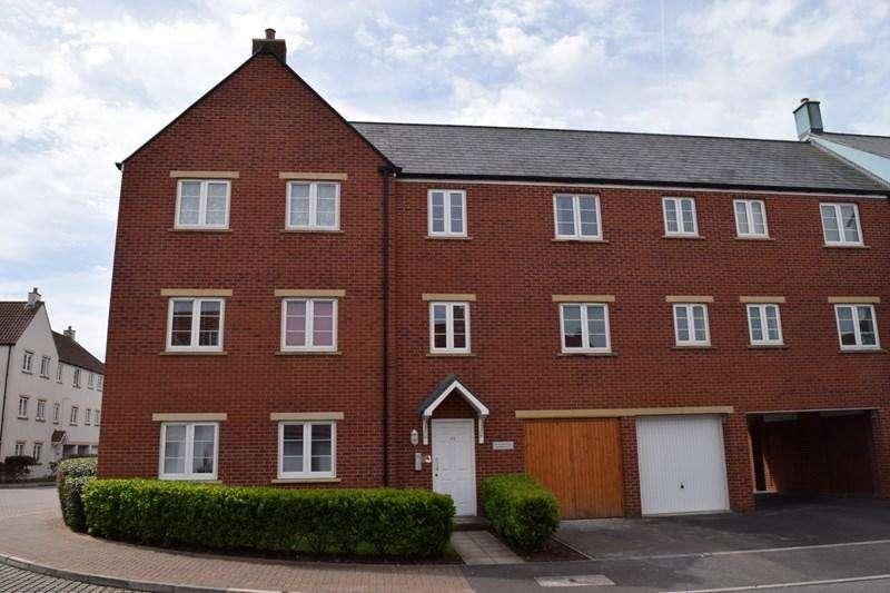 2 Bedrooms Flat for rent in Marconi Drive, Highbridge