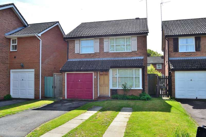 3 Bedrooms Detached House for sale in Harrier Close, Woodley, Reading, Berkshire, RG5 4PE